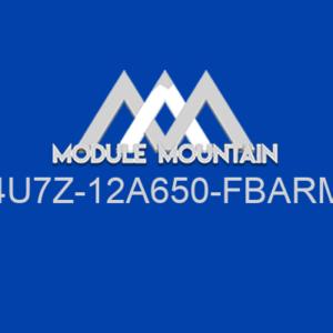 Control Module - Ford (4U7Z-12A650-FBARM)